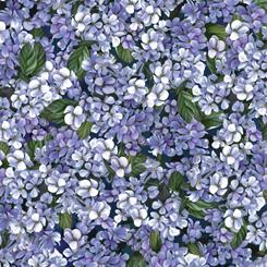 Songbirds Hydrangea Violet