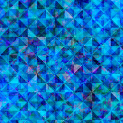 Reflections EVOLUTION QUILTED ALLOVER COBALT