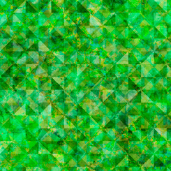 Reflections EVOLUTION for QT Fabrics QUILTED ALLOVER LEAF GREEN 27881-G
