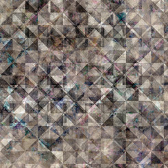 Reflections EVOLUTION for QT Fabrics QUILTED ALLOVER PEWTER 27881-K