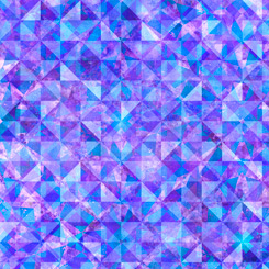 Reflections EVOLUTION QUILTED ALLOVER PURPLE BLUE