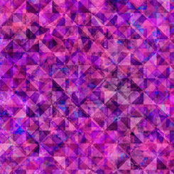 Reflections EVOLUTION for QT Fabrics QUILTED ALLOVER MAGENTA 27881-VP