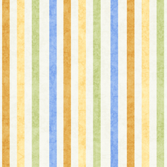 Lullaby Multi Stripe Children's Fabric