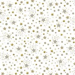 Arrr Mateys Stars White