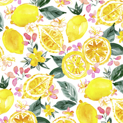Fruit Punch LEMONS WHITE
