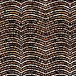 QT Paradox Wavy Strip - Black