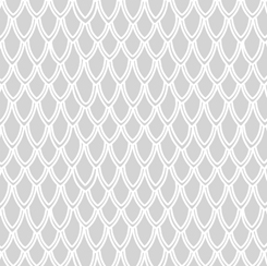 Nocturne 28117-K FEATHERS PALE GRAY