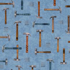 A Little Handy Hammers Blue 28198-B