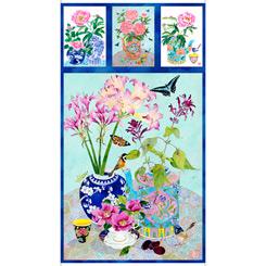 Porcelain Blossoms PORCELAIN BLOSSOMS ROYAL 28202 Y