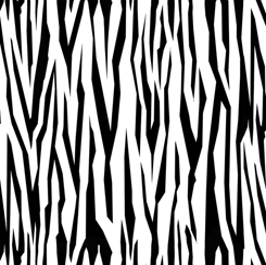 Tiger Tails Tiger Skin White