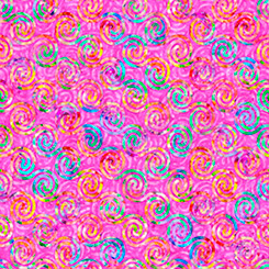 Brilliance Diagonal Scroll Pink 28329 P
