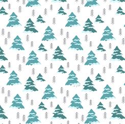 Wintertime Joy-Trees