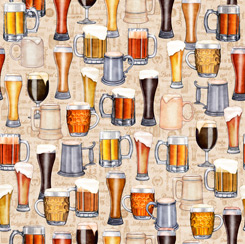 On Tap BEER MUGS & GLASSES