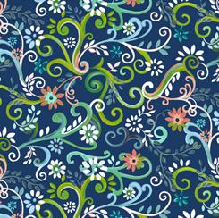 Enchanted Garden GARDEN SWIRL Y