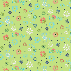 Enchanted Garden DITSY FLOWERS H