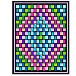 Kit Ombre Squares  OMB WEAVE JWL KIT 3851C 01E