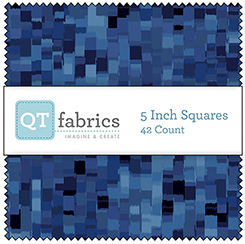 Ombre Squares Charm Pack
