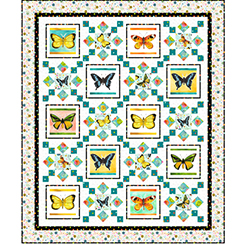 Fly Free PROJECT PATTERN PT1688