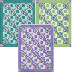 Stepping Stones pattern