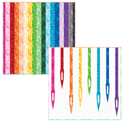 Ombre Squares Project Pattern - WCS014