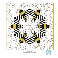 All The Buzz Pattern - 3873A