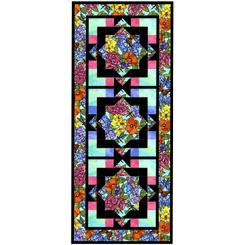 Stained Glass Garden PATTERN - Tiffany's Garden