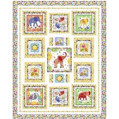Playful Elephants PT1861