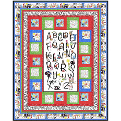 Alphabet Soup PATTERN YQ-07