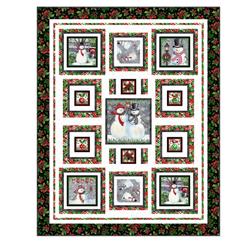 Winter Greetings PROJECT PATTERN WINTGREET PT1891