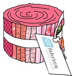 Sweet Caroline Bright Pink Strippies
