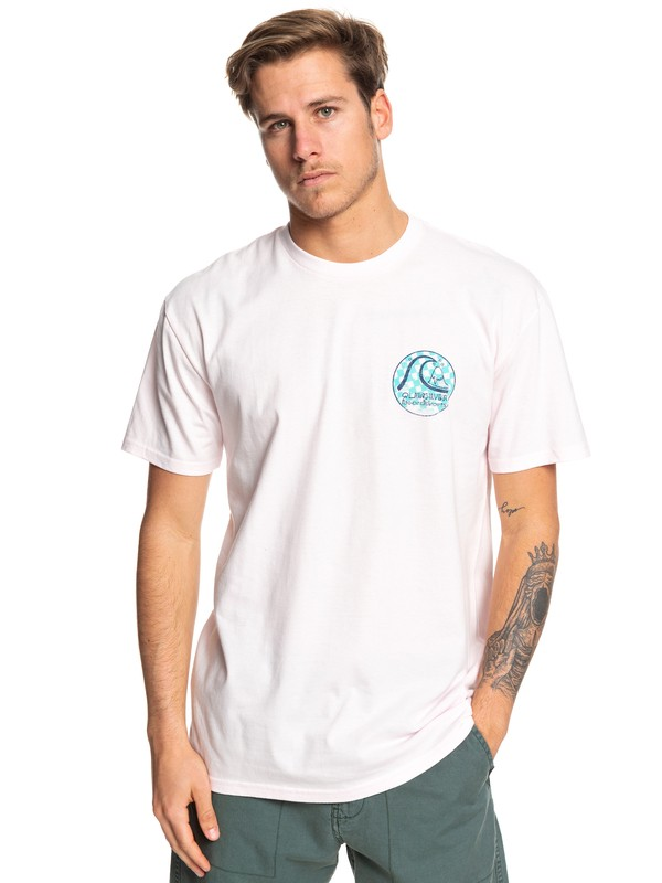 Quiksilver M's Without Parallel S/S Tee