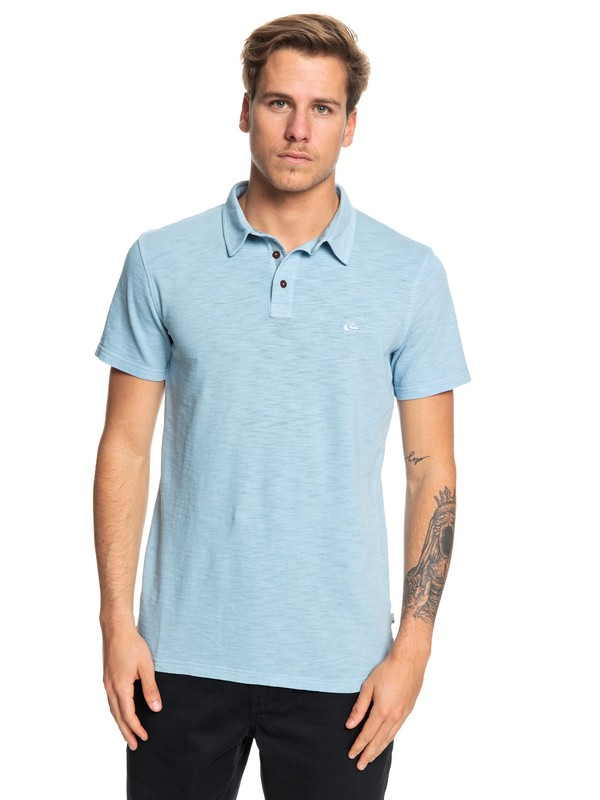 Quiksilver M's Everyday Sun Cruise S/S Polo