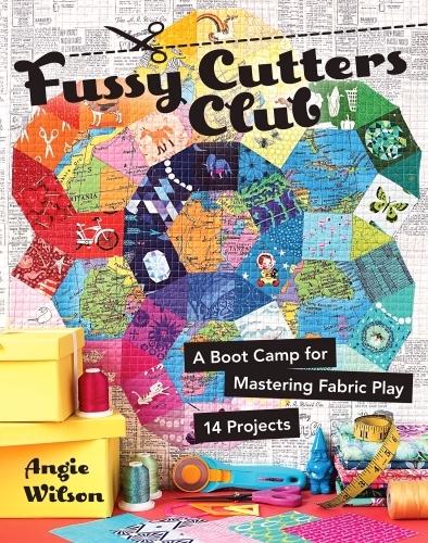 Fussy Cutters Club Book