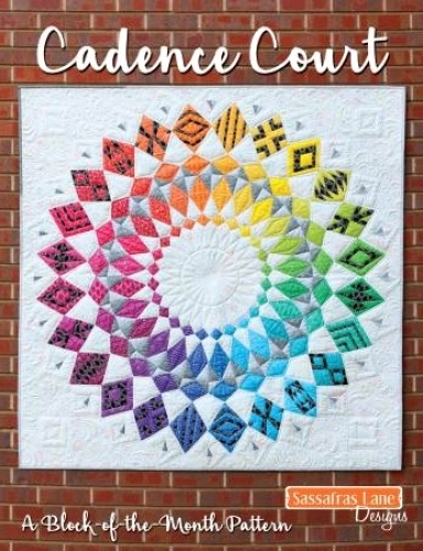 Cadence Court (paper pieced pattern)