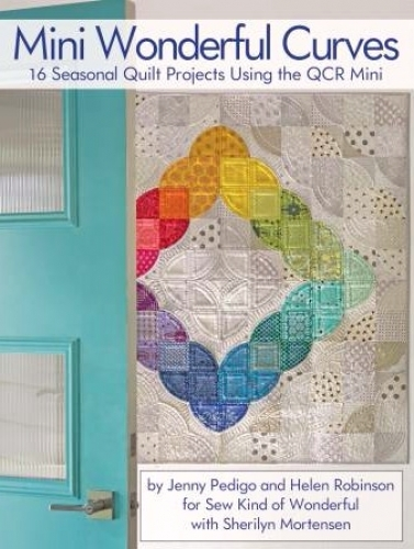 Sew Kind Of Wonderful - Mini Wonderful Curves Book