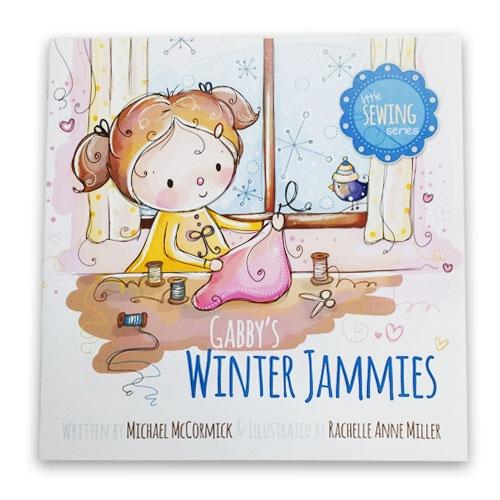 Gabbys Winter Jammies by Michael McCormick