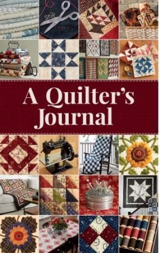 A Quilters Journal by Lisa Bongean