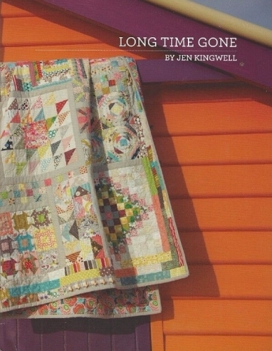 Long Time Gone Quilt Booklet by Jen Kingwell 858499005972 - Quilt in a Day Patte...