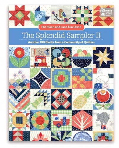 The Splendid Sampler 2 Book