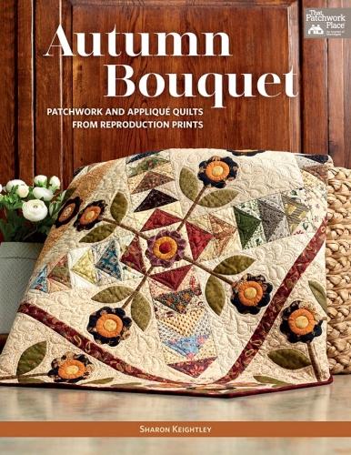 Autumn Bouquet Quilt Book