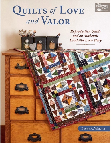 Quilts of Valor Book