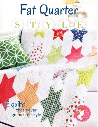 Fat Quarter Style Book by Its Sew Emma