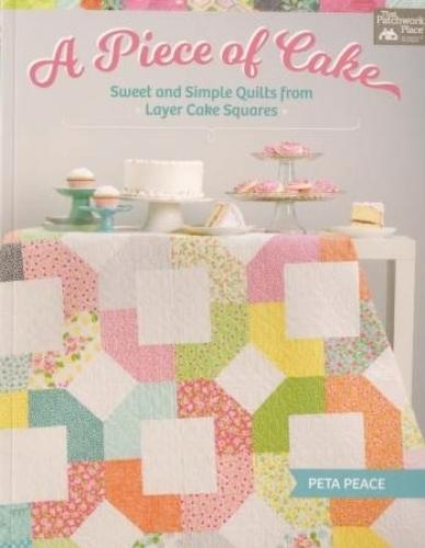 A Piece of Cake Book by Peta Peace