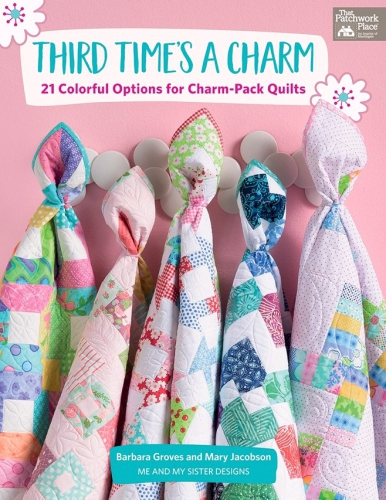 Third Times A Charm Book by Barbara Graves & Mary Jacobson of Me and My Sister