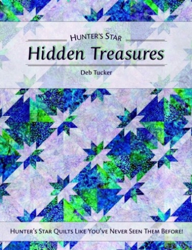 **Hunters Star Hidden Treasure Book by Deb Tucker Studio 180 Design