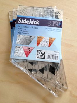 Sidekick Ruler by Jaybird Quilts 9781937193232 Rulers & Templates