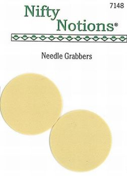 Nifty Notions Needle Grabbers 2/Pkg - 744674071484 Quilting Notions