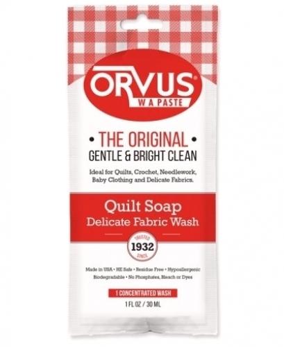 Orvus Quilt Soap1 fl oz