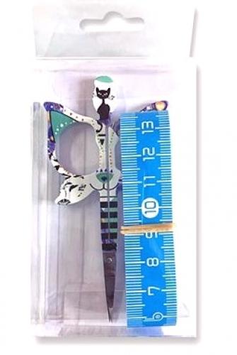 Cat Design Scissors Plus Tape