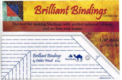 Brilliant Bindings Tool Domestic Machines